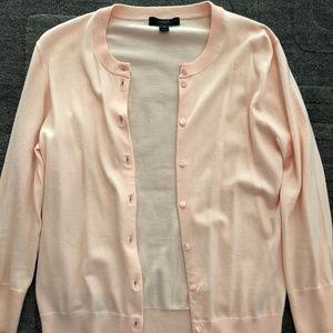 Blush Cardigan Size XS
